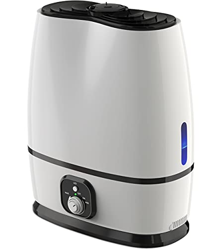 Everlasting Comfort Cool Mist Humidifier for...