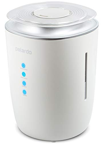 Ultrasonic Cool & Warm Mist Humidifier - Whisper...