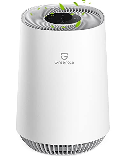Greenote Air Purifier for Home, Room up to...