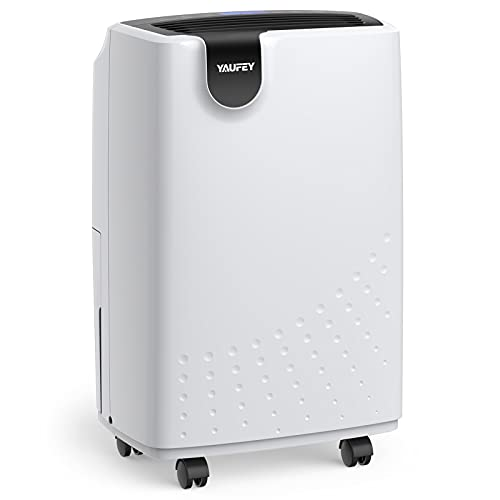 Yaufey 1750 Sq. Ft Dehumidifiers for Home and...