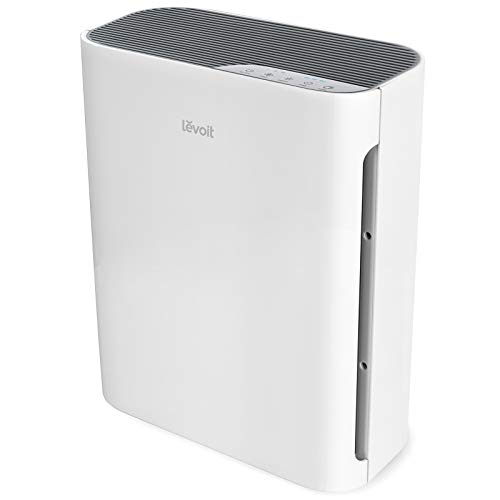 LEVOIT Air Purifier for Home Large Room, H13 True HEPA Filter Cleaner for Allergies and Pets,...