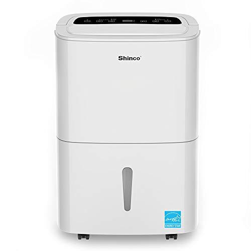Shinco 5000 Sq.Ft Energy Star Dehumidifier with...
