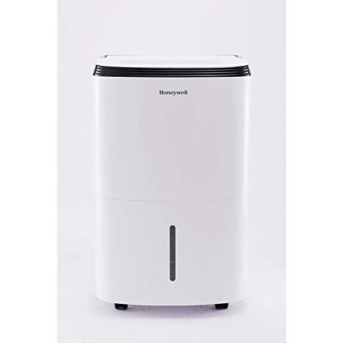 Honeywell Energy Star 50-Pint Dehumidifier with...