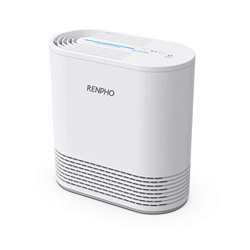 RENPHO Air Purifier for Home Bedroom Allergies and...