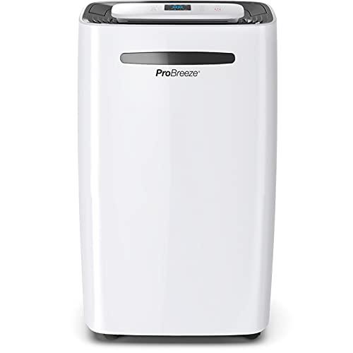 Pro Breeze 50 Pint/Day Dehumidifier - 2,000 Sq Ft...