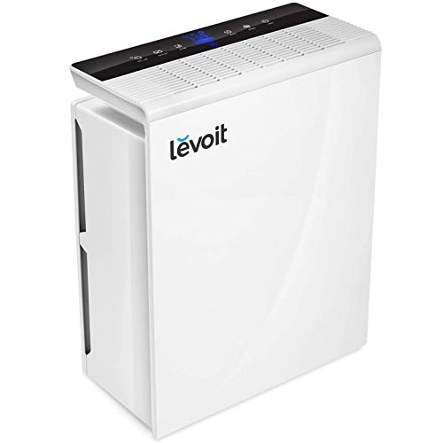 LEVOIT Smart Wi-Fi Air Purifier for Home Large Room with H13 True HEPA Filter Smoke Eater and...