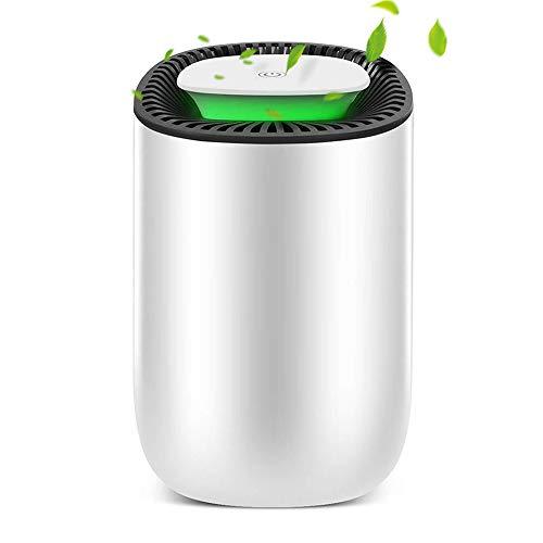 Honati Small Dehumidifier, 2100 Cubic Feet (199 Sq Ft) Ultra Quiet Portable Mini Dehumidifiers...