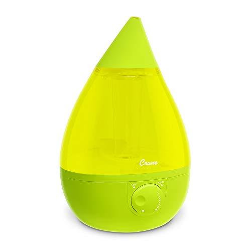 Crane Drop Ultrasonic Cool Mist Air Humidifier for...
