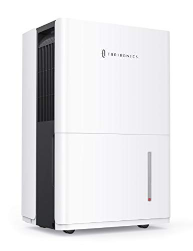 TaoTronics Dehumidifier with Pump 50 Pint for 4500 Sq. Ft, Energy Star Dehumidifier for...