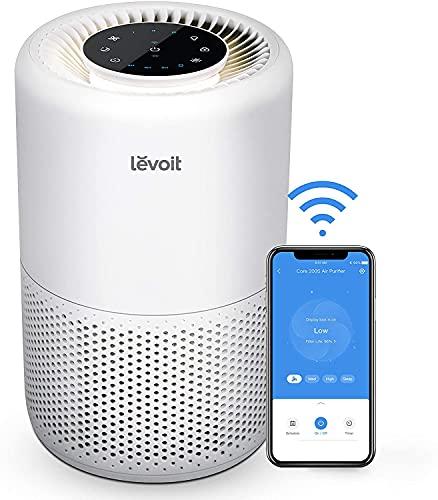 LEVOIT Smart WiFi Air Purifier for Home, Alexa...