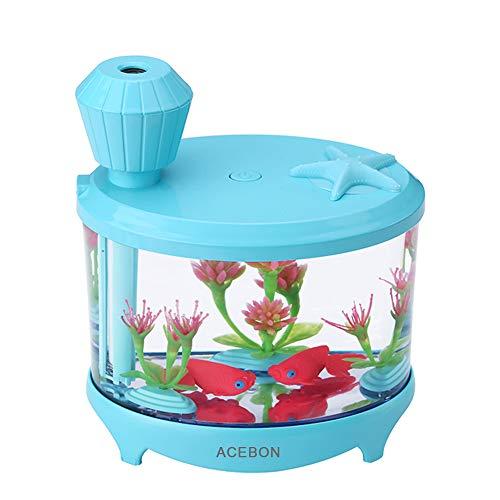 ACEBON Portable Mini Humidifier, 460ml Cool Mist...
