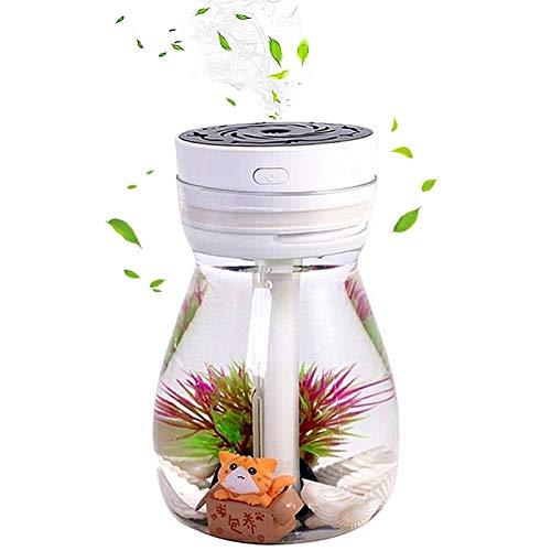 Micro Landscape Humidifiers, Mini Humidifier,...