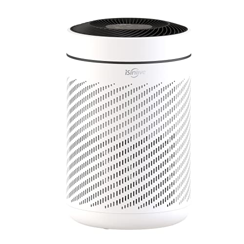 isinlive Air Purifier for Large Room up to 860...