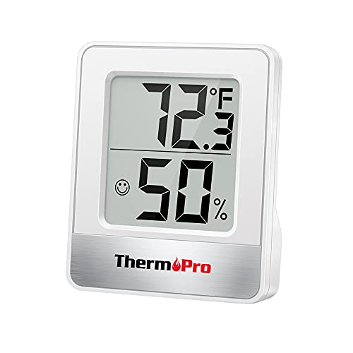 ThermoPro TP49 Digital Hygrometer Indoor...