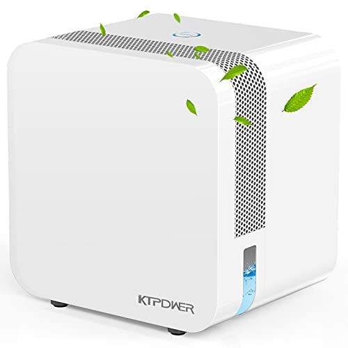 KTPDWER Upgraded Dehumidifiers for Home 2500 Cubic...