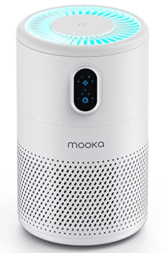 MOOKA Air Purifier for Home Large Room up to...
