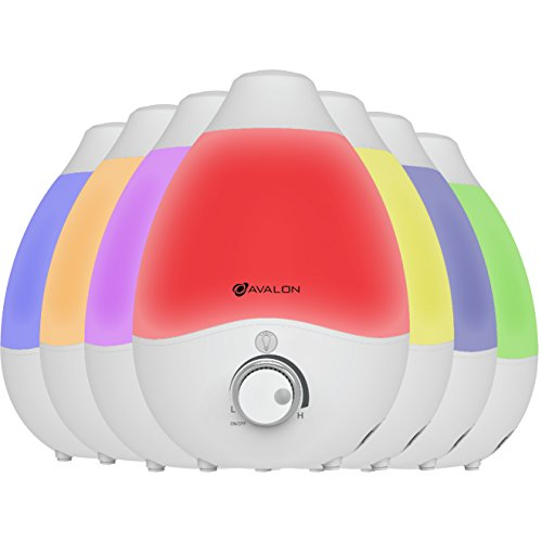Avalon Premium Cool Mist Humidifier with...
