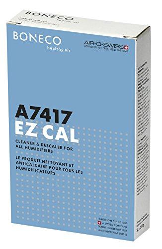 BONECO EZCal 7417 Humidifier Cleaner & Descaler, 3...