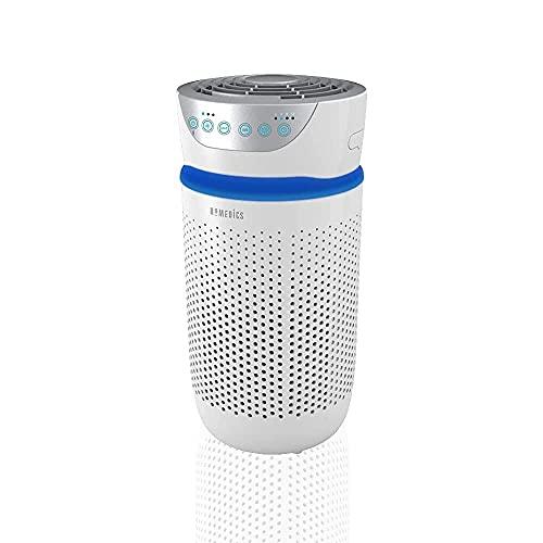 HoMedics TotalClean Tower Air Purifier for...