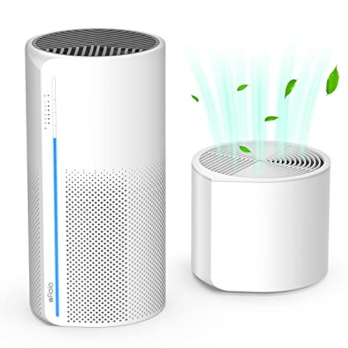 Afloia 2 in 1 HEPA Air Purifier with Humidifier, 3...