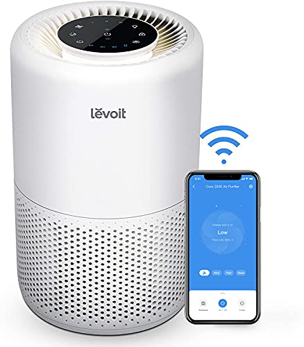 LEVOIT Air Purifiers for Home, Smart WiFi Alexa...