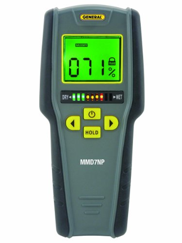 General Tools MMD7NP Pinless, Non-Invasive,...
