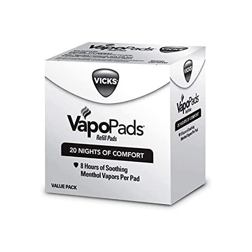 Vicks VapoPads Original Menthol Scent 20 Count...