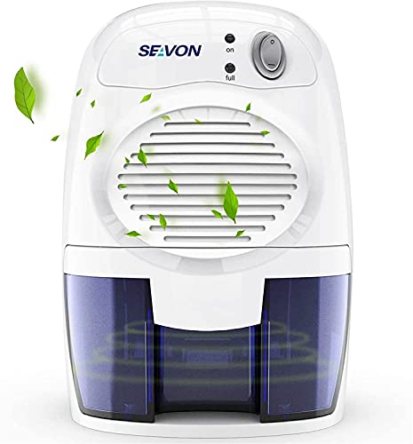 SEAVON Electric Dehumidifier for Home, 2200 Cubic...