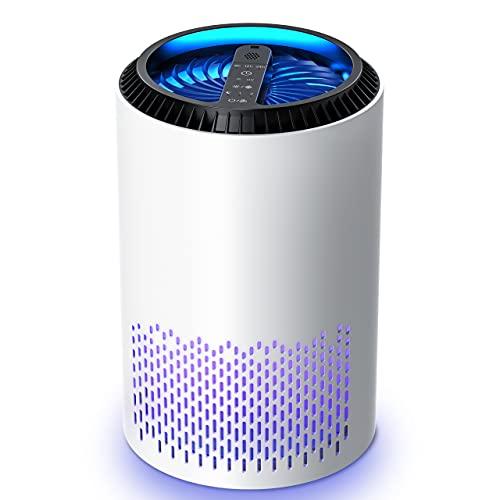 Kloudi HEPA Air Purifier Air Filter with Air...