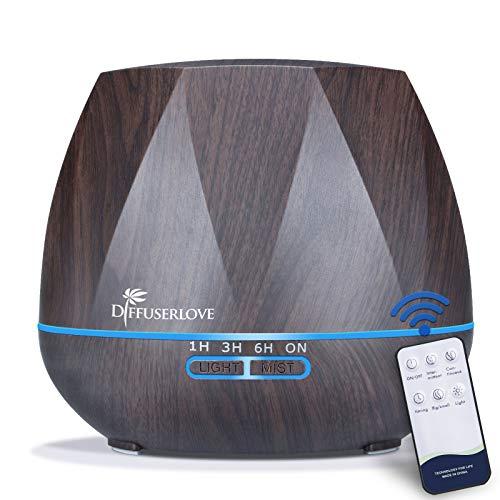 Diffuserlove Ultrasonic Cool Mist Essential Oil...