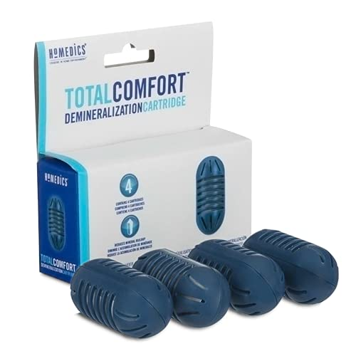 HoMedics Ultrasonic Demineralization Humidifier...