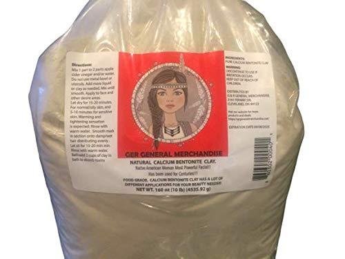 WORLD'S MOST POWERFUL REAL Calcium Bentonite Clay...