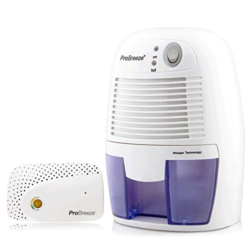 Pro Breeze Electric Mini Dehumidifier 2200 Cubic...