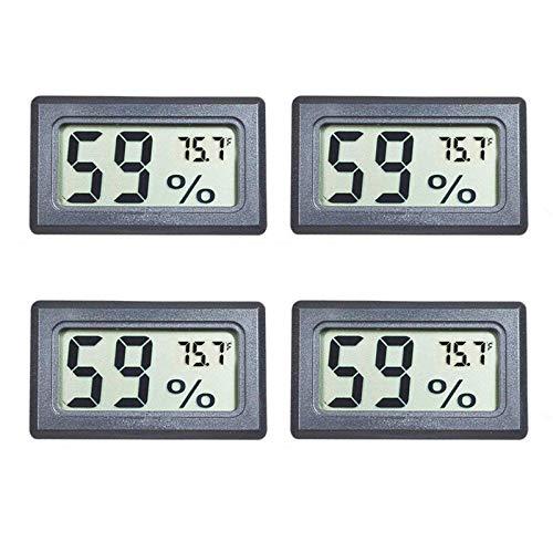 Veanic 4-Pack Mini Digital Electronic Temperature...