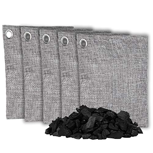 OLIVIA & AIDEN Bamboo Charcoal Air Purifying Bags...