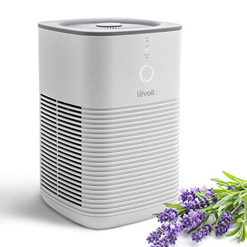 LEVOIT Air Purifier for Home Bedroom, HEPA Air...
