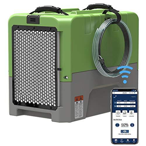 ALORAIR Smart WiFi LGR Dehumidifier with Hose,...