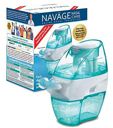 Navage Nasal Care Starter Bundle: Navage Nose...