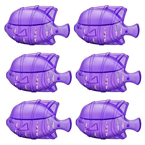 GuanQiao 6 Pack Humidifier Tank Cleaner Fish for...