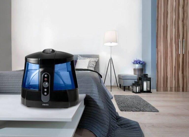homedics total comfort humidifier review