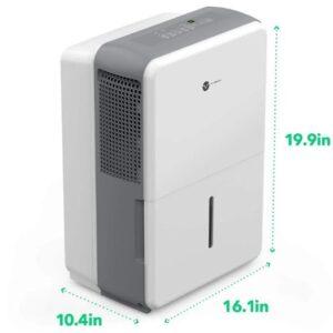 best energy efficient dehumidifier for 1500 square foot basement