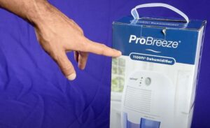 Pro Breeze Electric Mini Dehumidifier Reviews