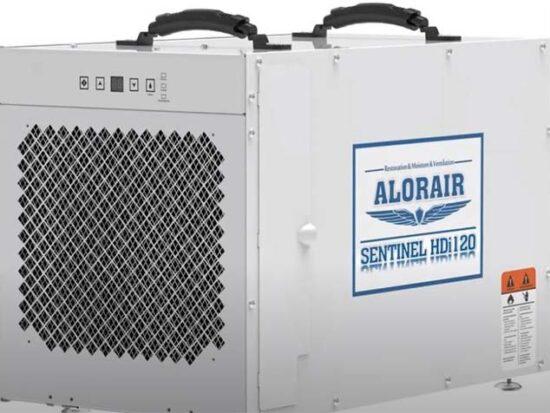 AlorAir Sentinel HDi120 Whole House Dehumidifier