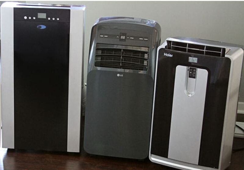 Dehumidifier and air purifier combo