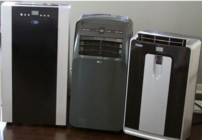 Dehumidifier and air purifier combo