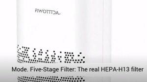 FIWOTTTDA Air Purifier Reviews