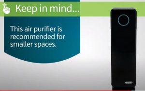 GermGuardian AC4300BPTCA Air Purifier reviews