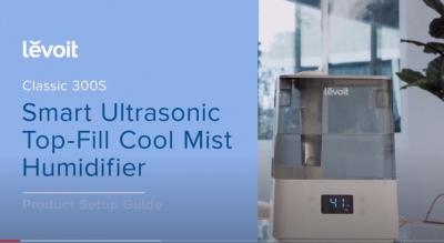 Levoit Cool Mist Air Ultrasonic Humidifier Reviews