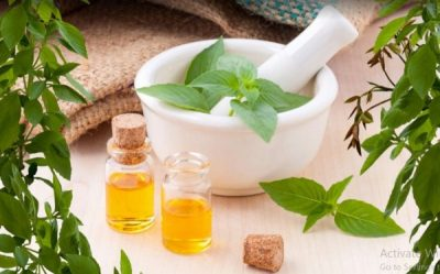 What essential oils can I use in a humidifier