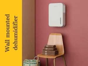 The benefits of Wall mounted dehumidifier 1
